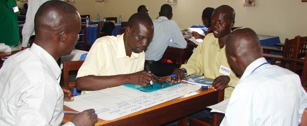 Training of teacher P1